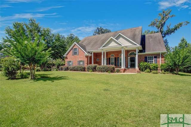 34 Wysteria Drive, Richmond Hill, GA 31324 (MLS #222524) :: The Arlow Real Estate Group