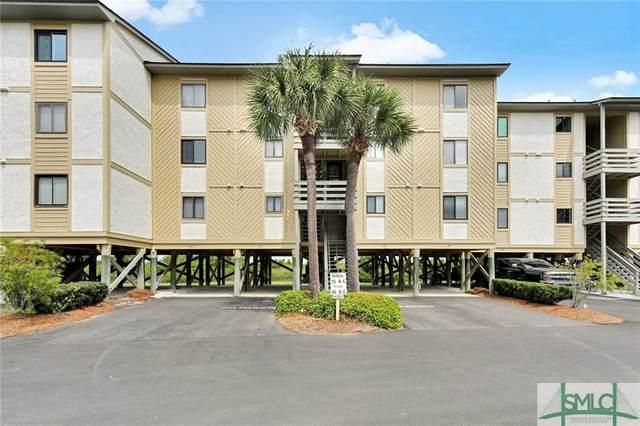 85 Van Horne Avenue 15C, Tybee Island, GA 31328 (MLS #222529) :: Coastal Savannah Homes