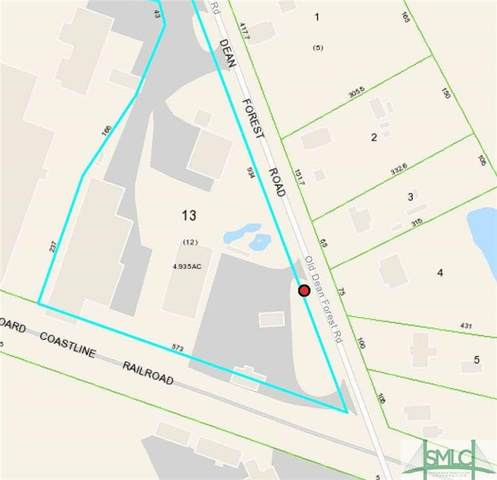 1757 Old Dean Forest Road, Pooler, GA 31322 (MLS #222530) :: Coastal Savannah Homes