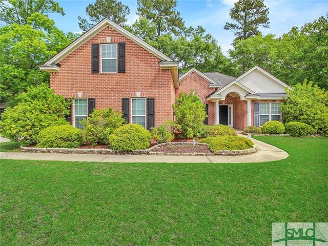 888 Young Way, Richmond Hill, GA 31324 (MLS #222559) :: Heather Murphy Real Estate Group