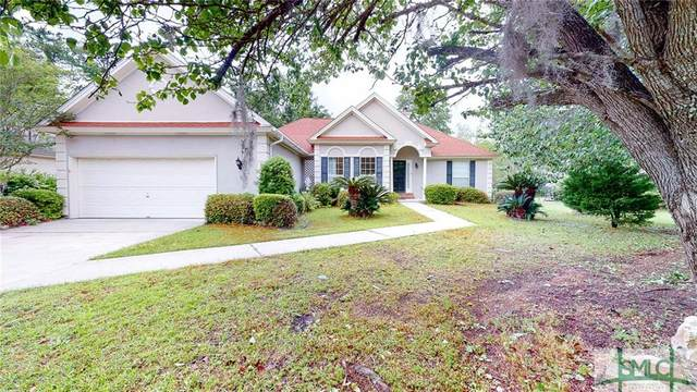 3 Indian Summer Court, Savannah, GA 31410 (MLS #222607) :: Liza DiMarco