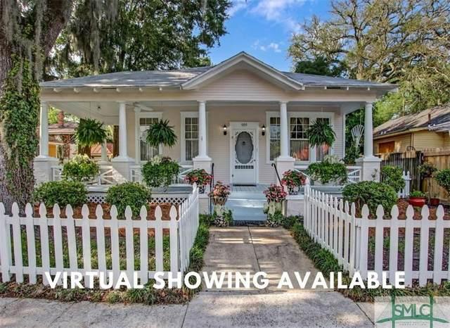 909 Maupas Avenue, Savannah, GA 31401 (MLS #222609) :: Heather Murphy Real Estate Group