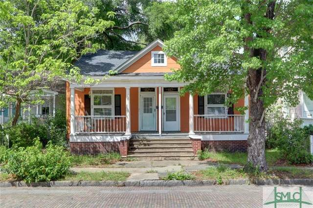 112 W 31st Street, Savannah, GA 31401 (MLS #222620) :: The Arlow Real Estate Group