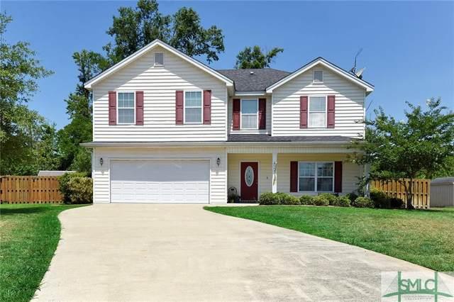 266 Savannah Lane, Richmond Hill, GA 31324 (MLS #222630) :: The Sheila Doney Team