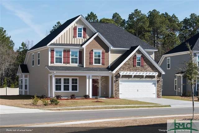 109 Martello Road, Pooler, GA 31322 (MLS #222650) :: Heather Murphy Real Estate Group