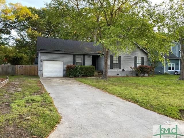 124 S Sheftall Circle, Savannah, GA 31410 (MLS #222663) :: The Sheila Doney Team