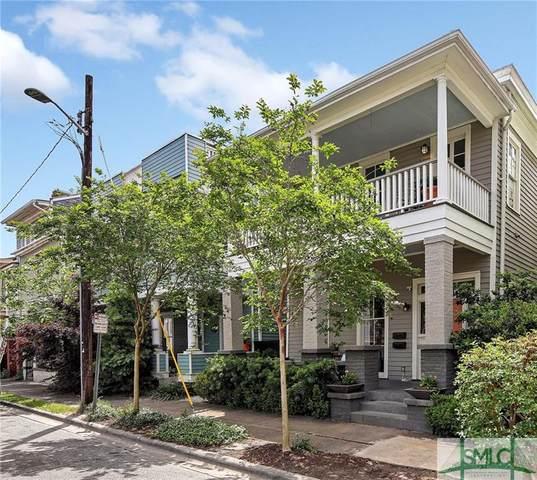 317 Lorch Street, Savannah, GA 31401 (MLS #222676) :: The Arlow Real Estate Group