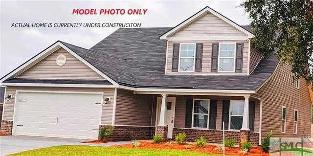80 Ben Grady Drive, Ellabell, GA 31308 (MLS #222687) :: Partin Real Estate Team at Luxe Real Estate Services