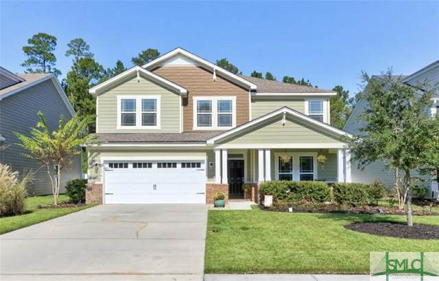 156 Tahoe Drive, Pooler, GA 31322 (MLS #222694) :: The Arlow Real Estate Group