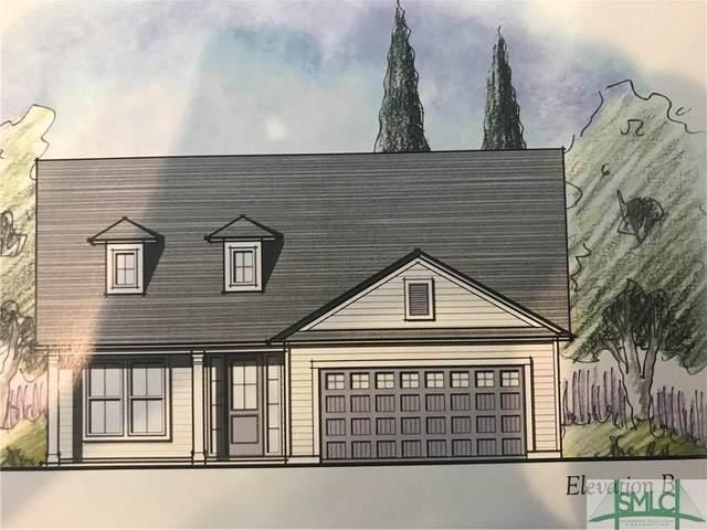 262 Mcqueen Drive, Pooler, GA 31322 (MLS #222695) :: Heather Murphy Real Estate Group