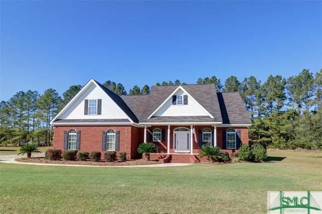 107 Heritage Drive, Guyton, GA 31312 (MLS #222706) :: Teresa Cowart Team