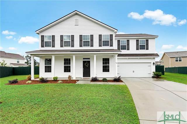 35 Whistler Way, Richmond Hill, GA 31324 (MLS #222716) :: The Arlow Real Estate Group