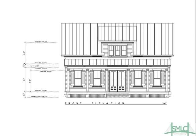 Lot 38 Salt Marsh Drive, Midway, GA 31320 (MLS #222722) :: The Arlow Real Estate Group