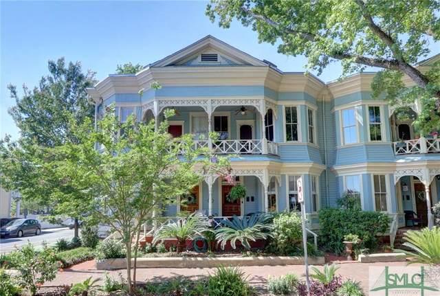 223 E Bolton Street E B, Savannah, GA 31401 (MLS #222742) :: Liza DiMarco