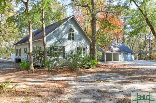 488 Green Morgan School Road, Clyo, GA 31303 (MLS #222751) :: The Sheila Doney Team
