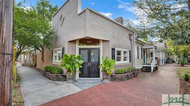 502 E Jones Street, Savannah, GA 31401 (MLS #222795) :: Heather Murphy Real Estate Group