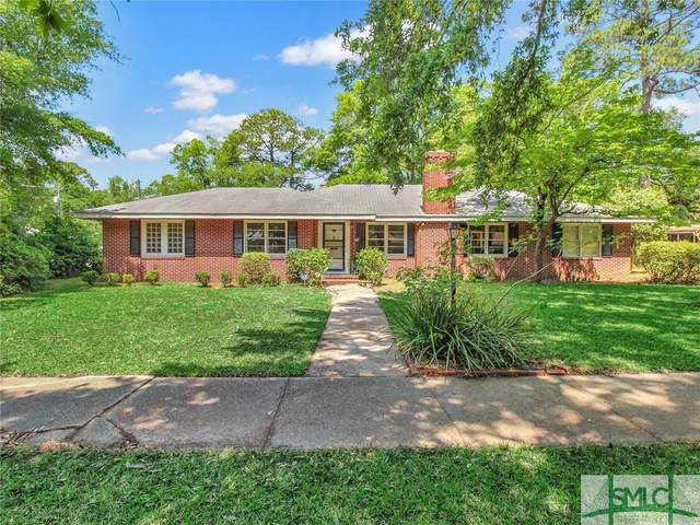 401 3rd Avenue, Brunswick, GA 31520 (MLS #222812) :: Coastal Savannah Homes