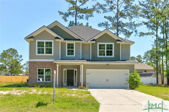 216 Cypress Lakes Drive, Bloomingdale, GA 31302 (MLS #222831) :: Coastal Savannah Homes