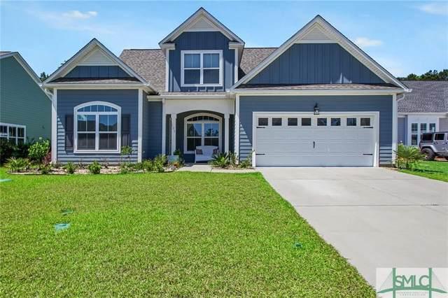 105 Oakdene Road, Pooler, GA 31322 (MLS #222836) :: Keller Williams Realty-CAP