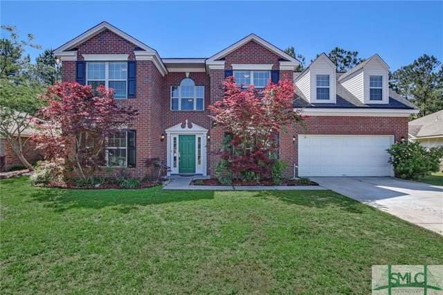 123 Morgan Pines Drive, Pooler, GA 31322 (MLS #222837) :: Heather Murphy Real Estate Group
