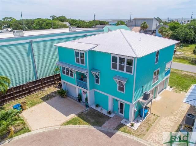 12 Village Place A, Tybee Island, GA 31328 (MLS #222855) :: Coastal Savannah Homes