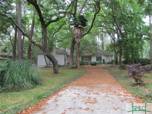 203 Pettigrew Drive, Savannah, GA 31411 (MLS #222862) :: The Arlow Real Estate Group