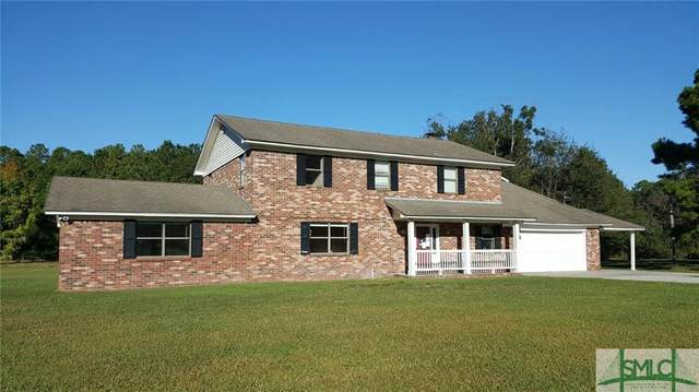 377 Mitchell Court, Hardeeville, SC 29927 (MLS #222901) :: The Sheila Doney Team