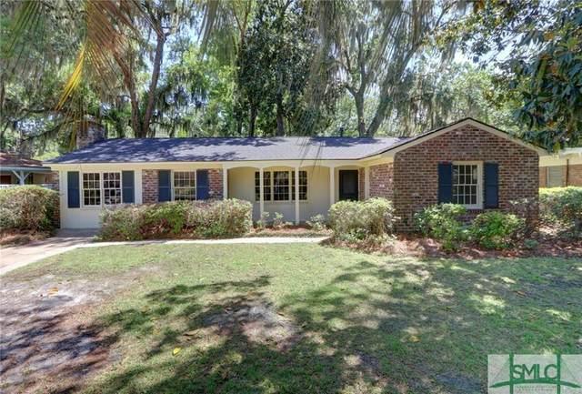 305 Tanglewood Road, Savannah, GA 31419 (MLS #222914) :: The Arlow Real Estate Group
