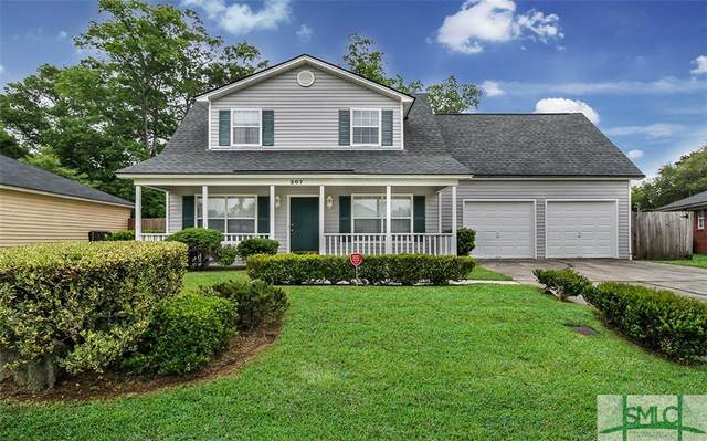 207 Laurelwood Drive, Savannah, GA 31419 (MLS #222923) :: The Sheila Doney Team