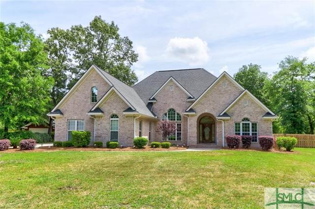 302 Purple Plum Drive, Rincon, GA 31326 (MLS #222932) :: Heather Murphy Real Estate Group