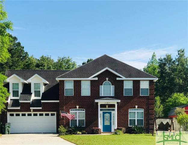 201 Ashley Lane NE, Ludowici, GA 31316 (MLS #222960) :: Partin Real Estate Team at Luxe Real Estate Services