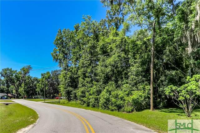 Lot 28 Oak Drive, Midway, GA 31320 (MLS #222963) :: Glenn Jones Group | Coldwell Banker Access Realty
