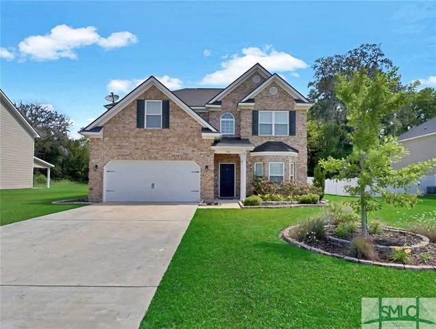 961 Oak Crest Drive, Hinesville, GA 31313 (MLS #222969) :: Coastal Homes of Georgia, LLC