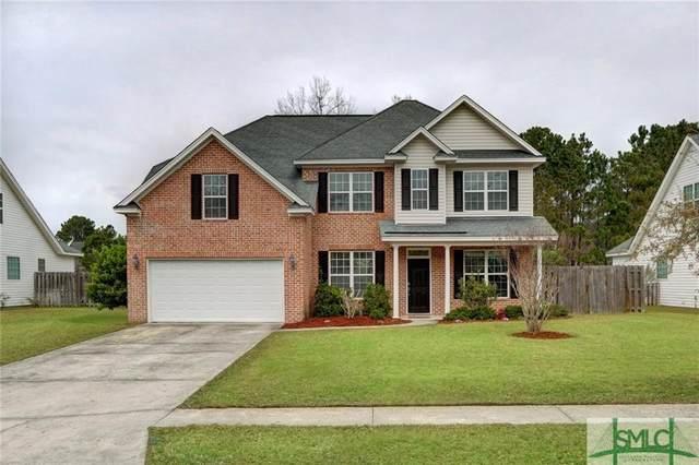 669 Bristol Way, Richmond Hill, GA 31324 (MLS #222978) :: The Arlow Real Estate Group