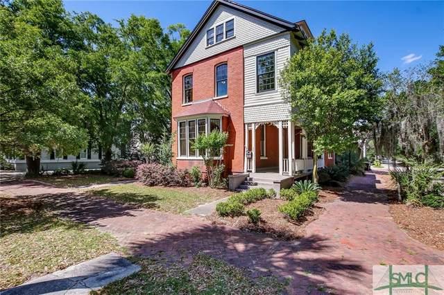 220 W Gwinnett Street, Savannah, GA 31401 (MLS #223006) :: The Arlow Real Estate Group