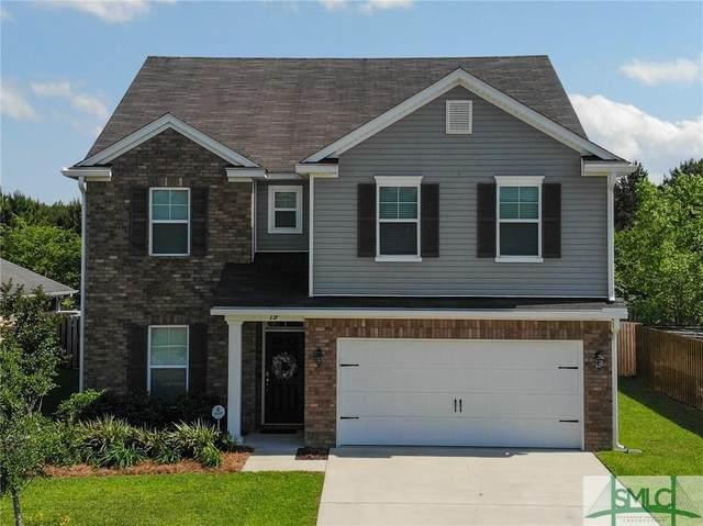 19 Tranquil Place, Pooler, GA 31322 (MLS #223031) :: The Arlow Real Estate Group