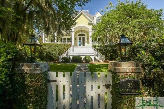 93 Baylor Drive, Richmond Hill, GA 31324 (MLS #223041) :: The Arlow Real Estate Group