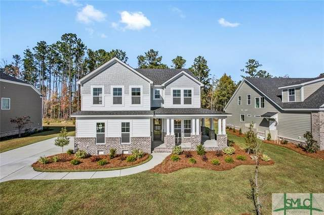 636 Wyndham Way, Pooler, GA 31322 (MLS #223044) :: The Arlow Real Estate Group