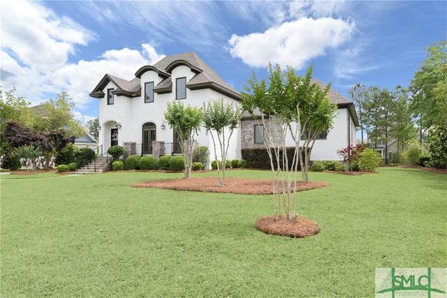 861 Southbridge Boulevard, Savannah, GA 31405 (MLS #223045) :: Coastal Savannah Homes