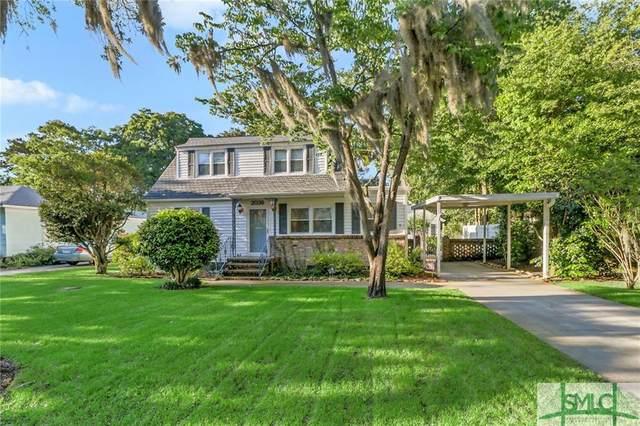 2036 Brogdon Street, Savannah, GA 31406 (MLS #223050) :: Partin Real Estate Team at Luxe Real Estate Services