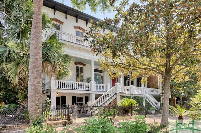 312 E Huntingdon Street, Savannah, GA 31401 (MLS #223056) :: Heather Murphy Real Estate Group