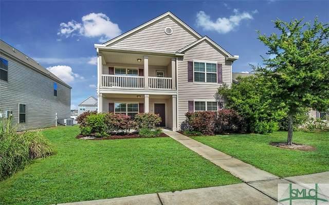 10 Chandler Bluff Drive, Savannah, GA 31407 (MLS #223063) :: The Arlow Real Estate Group