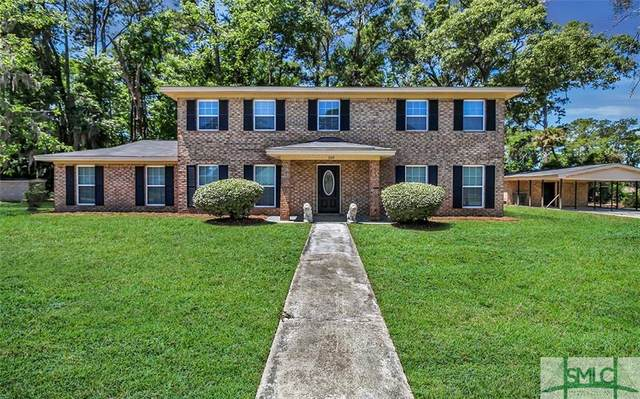 1159 Mobley Drive, Savannah, GA 31410 (MLS #223064) :: Partin Real Estate Team at Luxe Real Estate Services