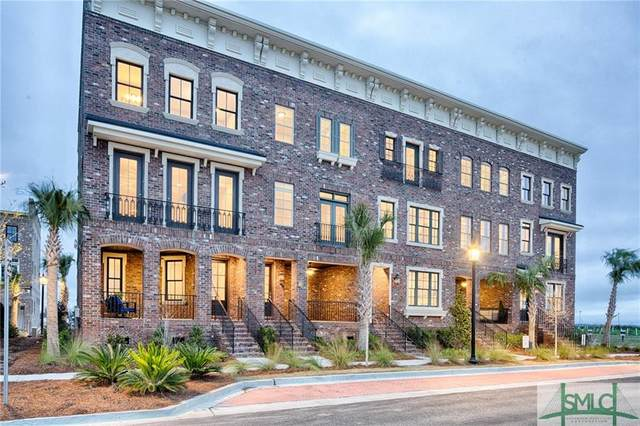 405 Port Street, Savannah, GA 31401 (MLS #223095) :: Partin Real Estate Team at Luxe Real Estate Services