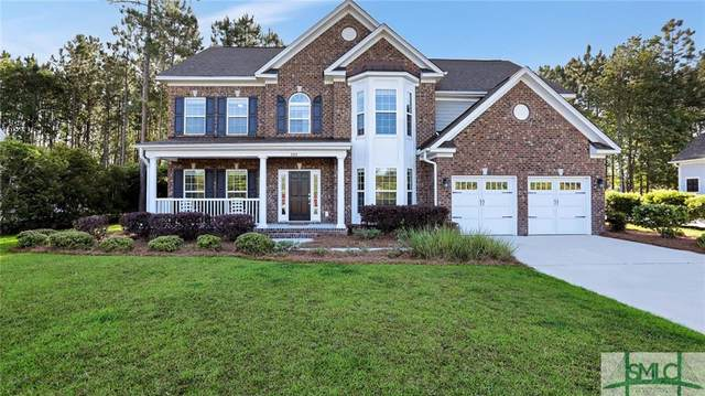 102 Sutton Lane, Pooler, GA 31322 (MLS #223099) :: Bocook Realty