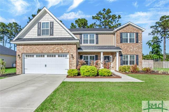 180 Wicklow Drive, Richmond Hill, GA 31324 (MLS #223169) :: Heather Murphy Real Estate Group