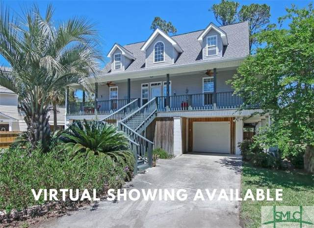 204 Eagles Nest Lane, Tybee Island, GA 31328 (MLS #223172) :: Heather Murphy Real Estate Group