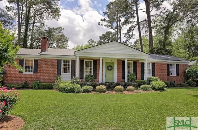 1211 Brightwood Drive, Savannah, GA 31406 (MLS #223177) :: Bocook Realty