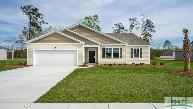 287 Hogan Drive, Richmond Hill, GA 31324 (MLS #223179) :: Heather Murphy Real Estate Group