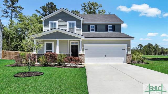 1 Symphony Court, Pooler, GA 31322 (MLS #223185) :: The Arlow Real Estate Group